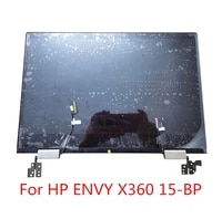 925736 001 for hp envy x360 15 bp 15m bp012dx 15m bp021dx 15m bp111dx 15 bp152wm tpn w127 lcd display complete assembly fhd uhd
