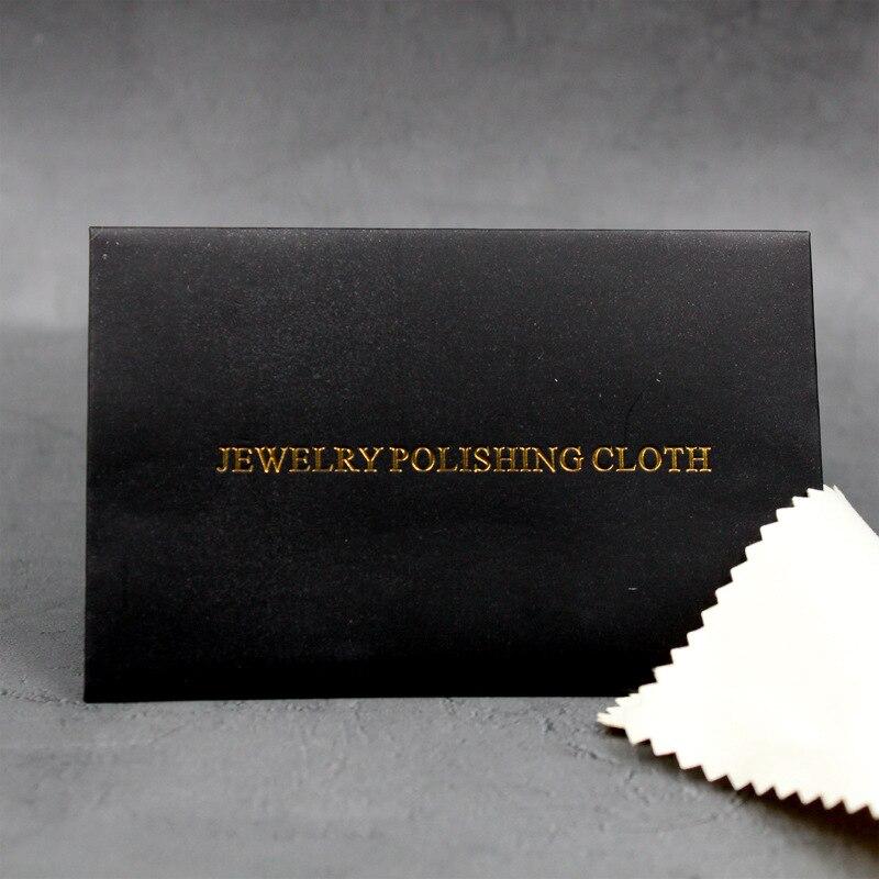 قطعة قماش تلميع من الفضة السوداء ، 100 قطعة ، أدوات مضادة للخدش ، مناديل ، صيانة ، مجوهرات ذهبية وفضية ، مجوهرات خاصة