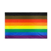 90x150 см Филадельфия Phily гей флаг радуги