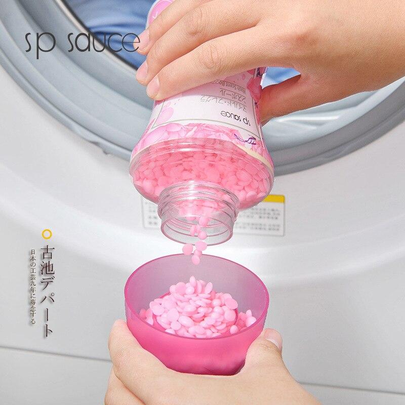 Япония Sp ароматные бусины для защиты одежды Прачечная шарик с ладаном Арома держать в течение длительного времени благовония одежда тип за...