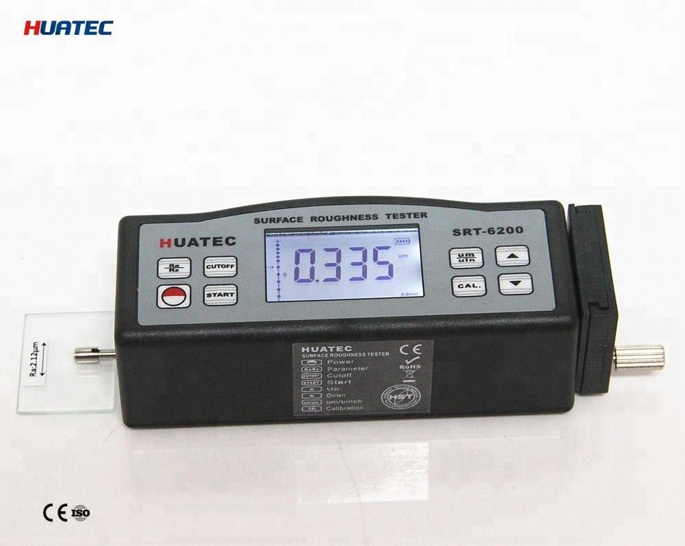 SRT-6200 Ra, Rz Parameters LCD backlight Digital Surface Roughness Tester enlarge