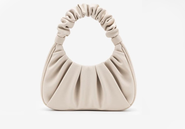 Bolso de mensajero de moda para mujer, bolso de mujer baguette de cuero pu nube, bolso bonito de un hombro, verano kjji321