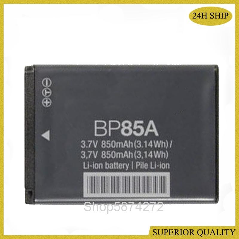 10pcs BP85A BP-85A 85A BP bateria Bateria de Substituição Para Samsung ST200 ST200F PL210 WB210 SH100