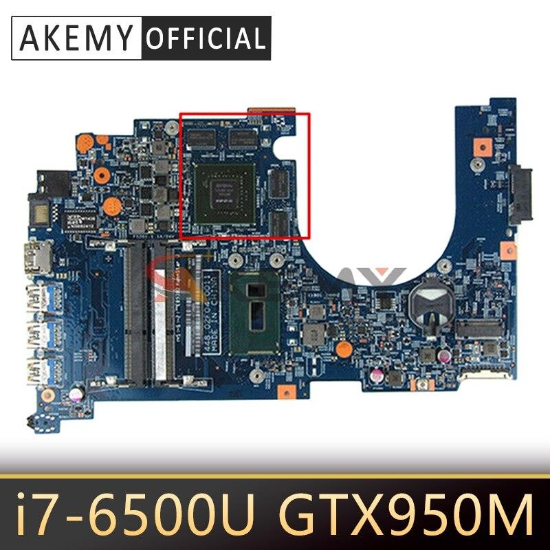 Para ACER VN7-572G VN7-572 placa base de computadora portátil 14306-1M 448.06C08.001M placa...