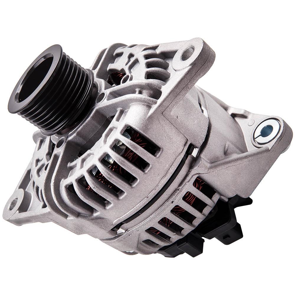 Generador Alternador 140A PARA LA Fiat Ducato 2,3 JTD D para Iveco...