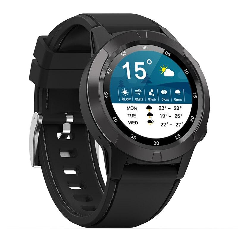 Smart Watch GPS Bluetooth-compatible  Smartwatch Men Women IP67 Waterproof Heart Rate Blood Pressure Monitor