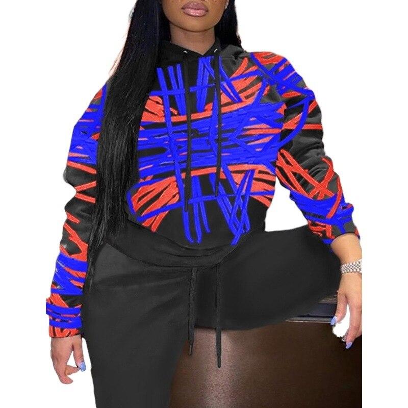 Зимние женские толстовки, свитшот, Женский свитшот с рисунком, свитшот большого размера с длинным рукавом, пуловер, оптовая продажа