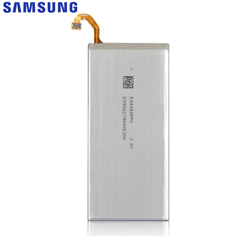 SAMSUNG Original Replacement Phone Battery EB-BJ800ABE for Samsung Galaxy J6 On6 A6 2018 Version SM-A600F J600 3000mAh enlarge