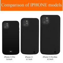 2020 Batterie externe étui pour iPhone 11 Pro Max batterie externe de secours Téléphone De Charge Pour iPhone 11 Pro Chargeur Cas
