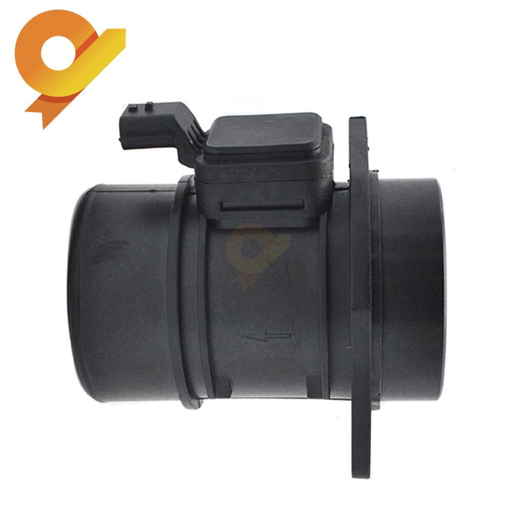 5WK97020 8200651315 H8200655623 Sensor de flujo de Air masivo Metro para DACIA DUSTER Nissan Qashqai + 2 Renault Kangoo 1,5 dci 1.5dci