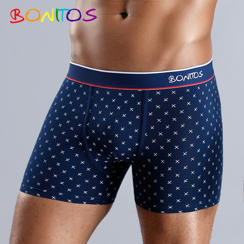 Boxer Men Boxer Shorts Men Underwear Male Men's Underwear Boxers Homme Cotton Boxershorts Panties Underpants Man for Family