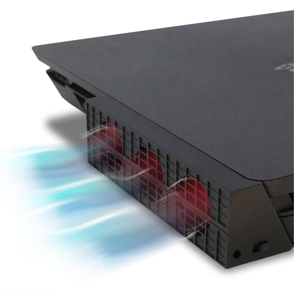 Dobe-enfriador para Sony PS4 Play Station PS 4 Slim, Accesorios de consola,...