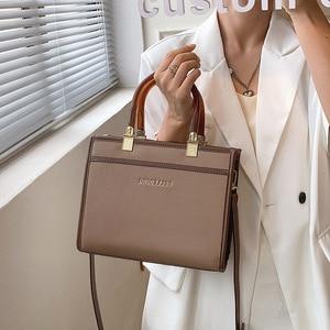 Textured Large-capacity Bag, Female Bag, 2021 New Trendy Fashion Handbag, Casual Tote Bag, All-match Shoulder Messenger Bag