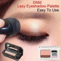 double color lazy glitter eyeshadow shimmer cosmetics eye shadow makeup palette glitter palette eyeshadow pallete waterproof