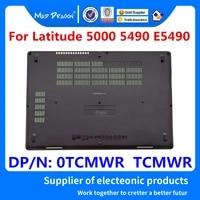 Neue original Laptop Unteren Basis Boden Abdeckung Montage Zugang tur fur Dell Latitude 5000 5490 E5490 0TCMWR TCMWR DP  N  0TCMWR
