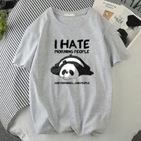 lazy panda i hate morning people anime print men t shirts funny s 3xl tshirts street casual t shirt funky big size male tees