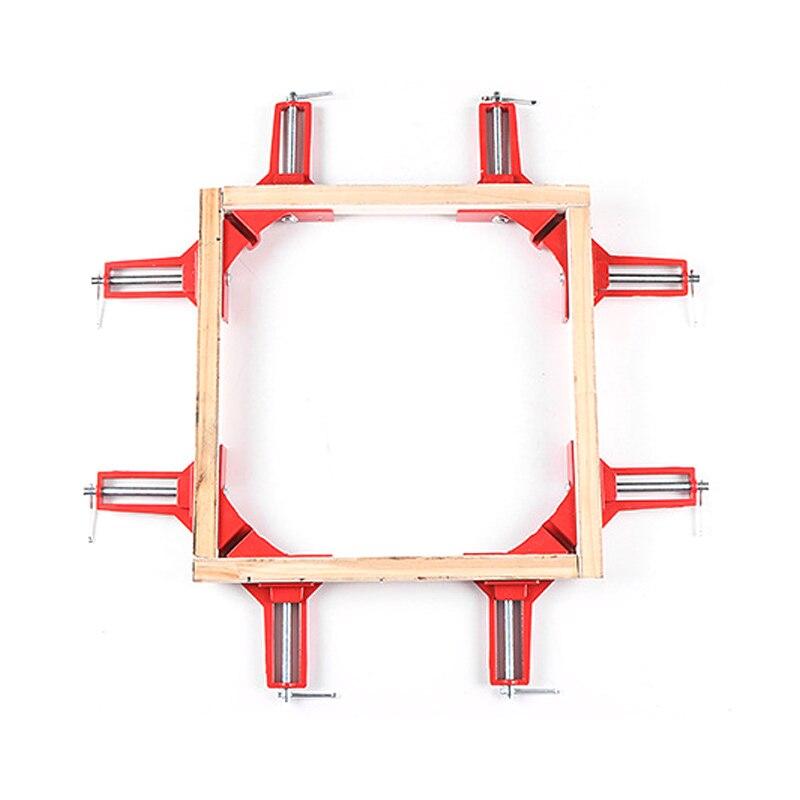 Multifunktsionaalne 4-tolline 90-kraadine parempoolse klambriga - Käsitööriistad - Foto 3