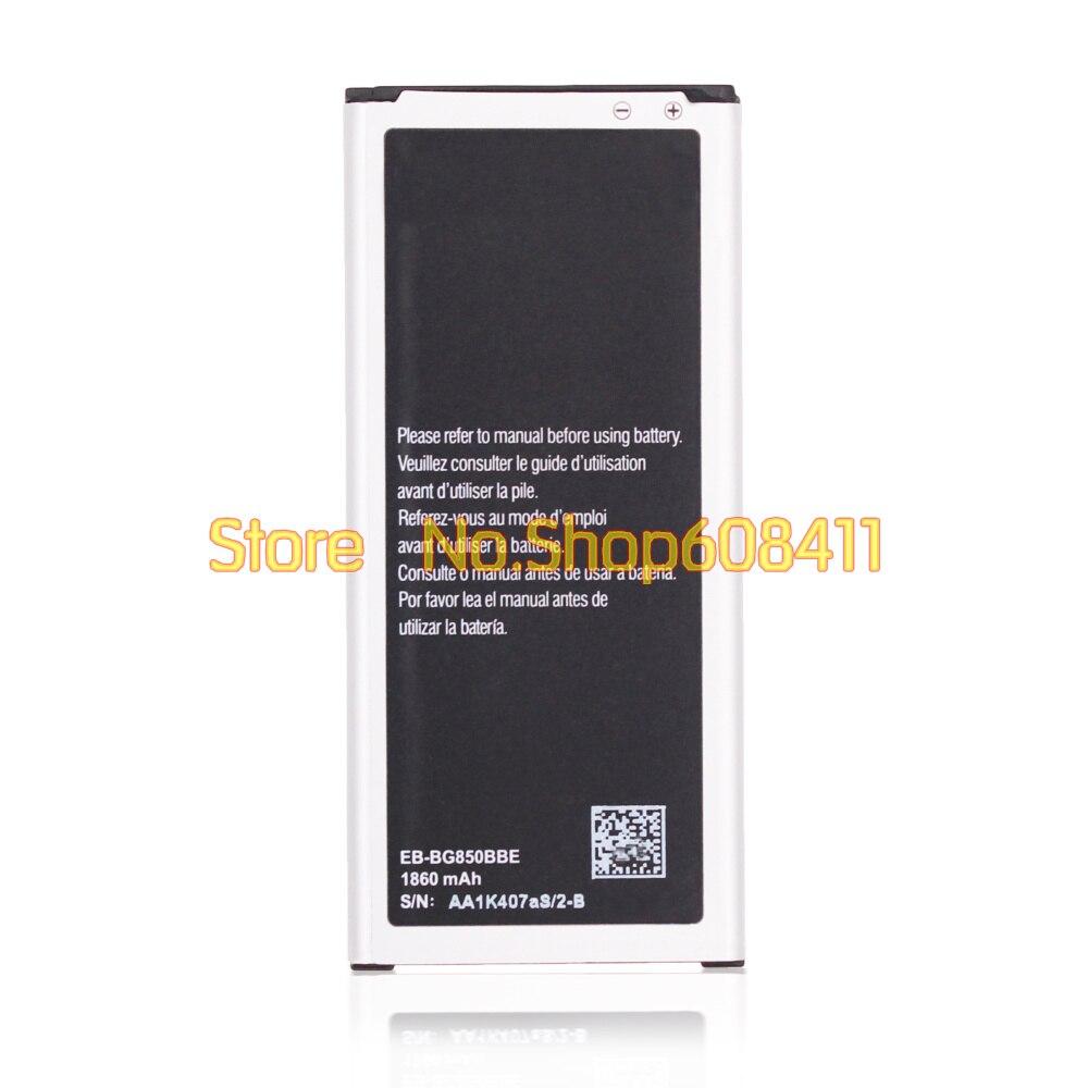 VK батарея EB-BG850BBE/BBC для Samsung Galaxy Alpha SM-G850/A G850F/T S801 G8508/S G8509v литий-ионный аккумулятор