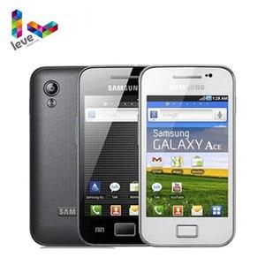 Samsung Galaxy Ace S5830i 5MP камера Bluetooth 3,0 3G, Wi-Fi и оригинальный Восстановленный разблокированный мобильный телефон не может загружать любые приложения