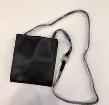 20ss popular hip hop Metal botón Alix bolsos de hombro hombres mujeres cuero genuino Moda funcional táctico Alix bolso de hombro