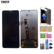 Original LCD Display For Huawei P Smart 2019 POT-LX1 L21 LX3 LCD Display Touch Screen Digitizer Sensor Tools Protector Film
