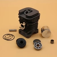 41 1mm cylinder piston for partner 351 260 340 350 352 370 390 420 poulan 210 220 221 230 260 1950 2150 2450 2550 chainsaw parts