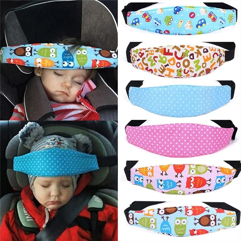 Subject Head Child Car Car Adjustable Safety Seat Sleep Positioner Head Support Pram Stroller Fasten