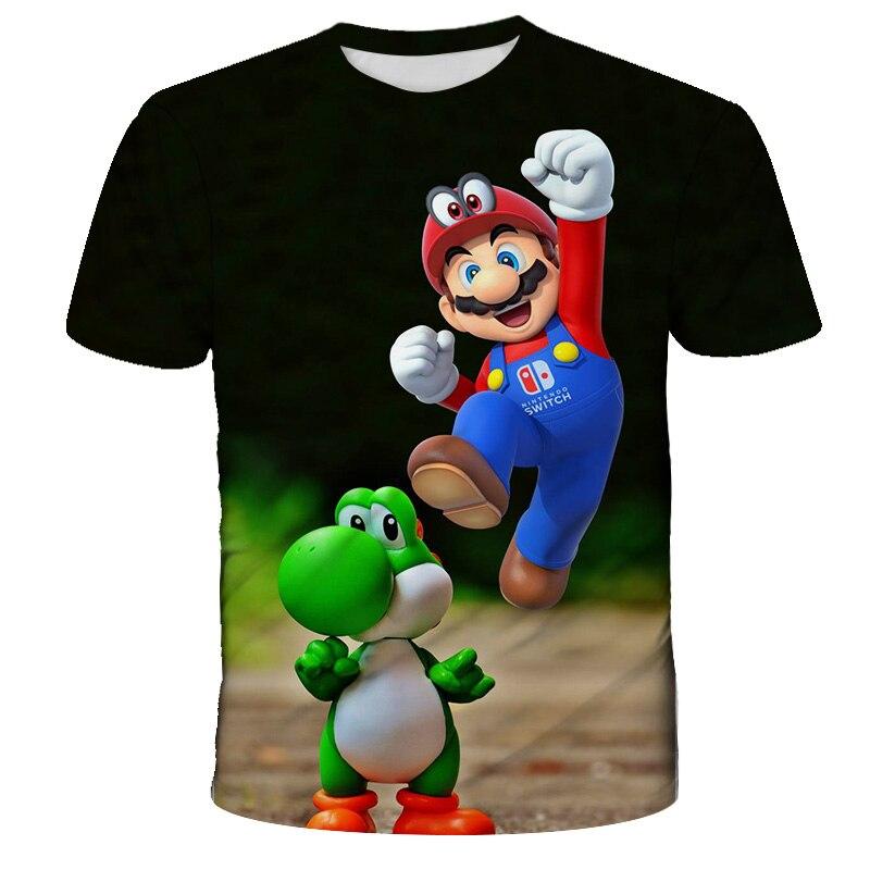 Camisetas de Luigi de Mario Bros para bebés y ropa para niños...