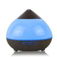 Diffuseur dhuile essentielle electrique avec lampe aromatique  humidificateur dair pour aromatherapie  machine de brume ultrasonique pour la maison  300ml
