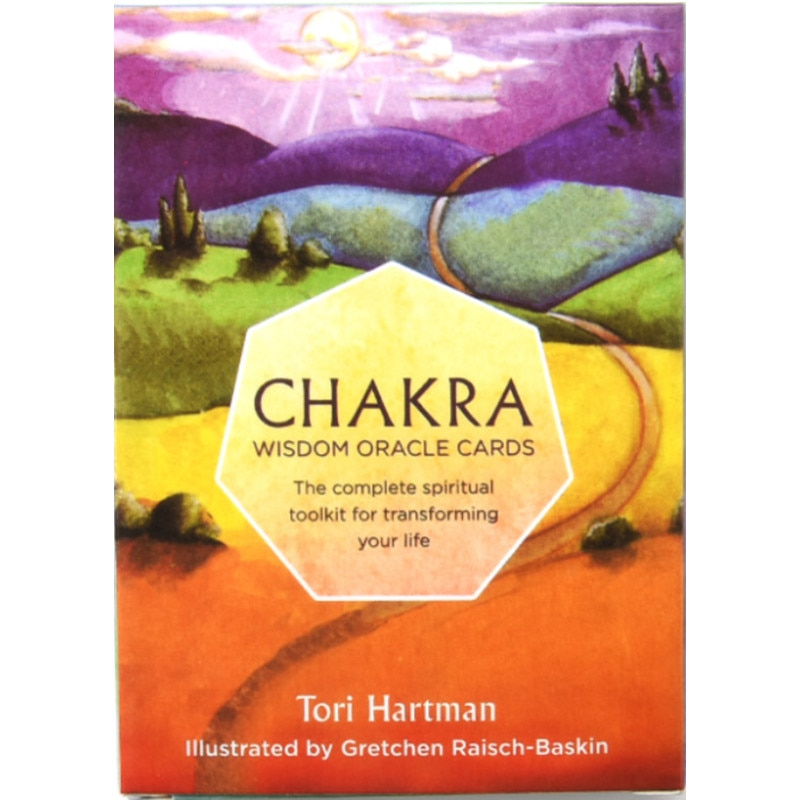 Chakra Wisdom Oracle Cards Tarot Altar Divination Tarot Oracle Cards For Card Board Game Accessories kipper fortune telling deck altar divination tarot oracle cards for card board game accessories