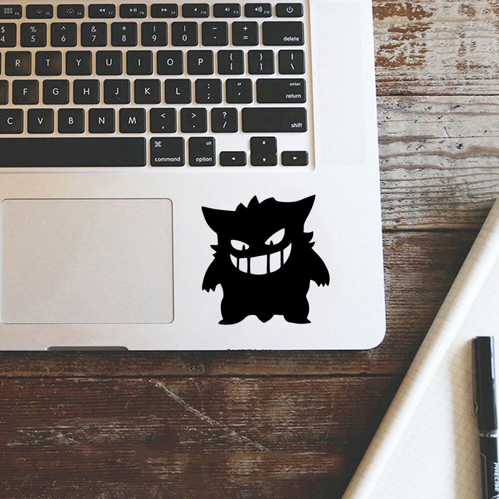 Cute Cartoon Laptop Sticker For laptop Pro Air Retina 11 12 13 15 Laptop Vinyl Sticker Decal