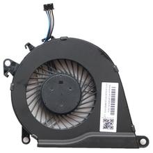 Nowy procesor wentylator do wentylatora HP OMEN 15-AX 15-AX020 15-AX039 15-AX252 15-AX253 15-AX030TX TPN-Q173 wentylator chłodzący cpu 858970-001