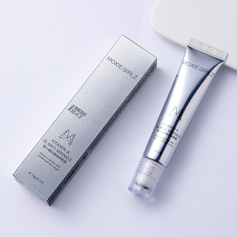Vitamin A Eye Cream Anti-Wrinkle Anti-Age Remove Dark Circles Eye Care Against Puffiness And Bags Hydrate Eye Cream Skin Care