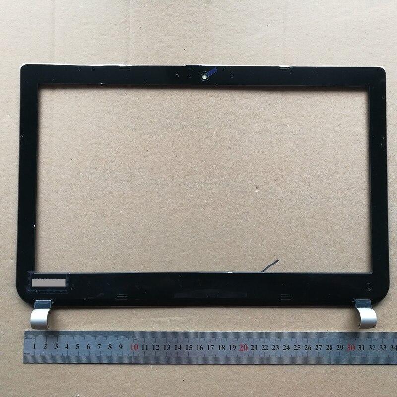 جديد محمول lcd الأمامي غطاء إطار الشاشة لتوشيبا E45T-B E45-B E45-B4200 E45-B4100 H000068590 13N0-VPA1T01