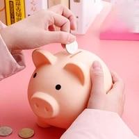 creative cartoon plastic childrens piggy bank advertisement birthday gift handicraft ornament piggy bank money box
