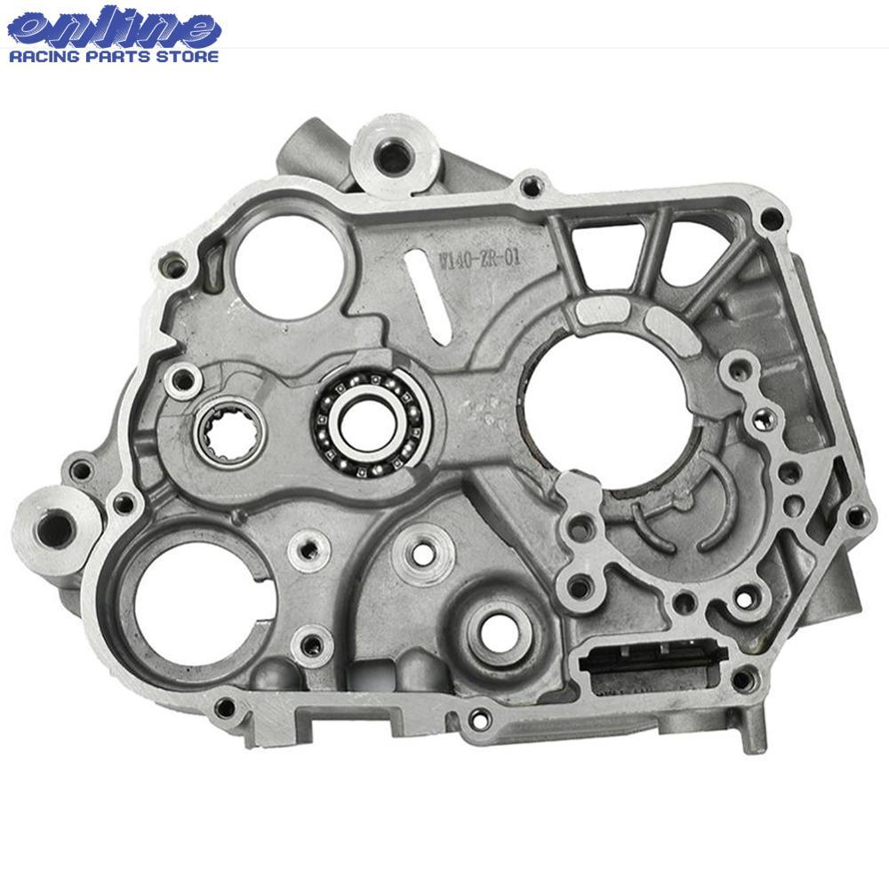 YX140 علبة المرافق للمحرك الأيمن ، لمحرك YINXIANG YX 140cc الأفقي ، 140cc ، أجزاء الدراجة الترابية KAYO BSE SSR SDG