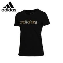 تيشيرتات أصلية جديدة من Adidas موديل GFX SS T للسيدات بأكمام قصيرة ملابس رياضية