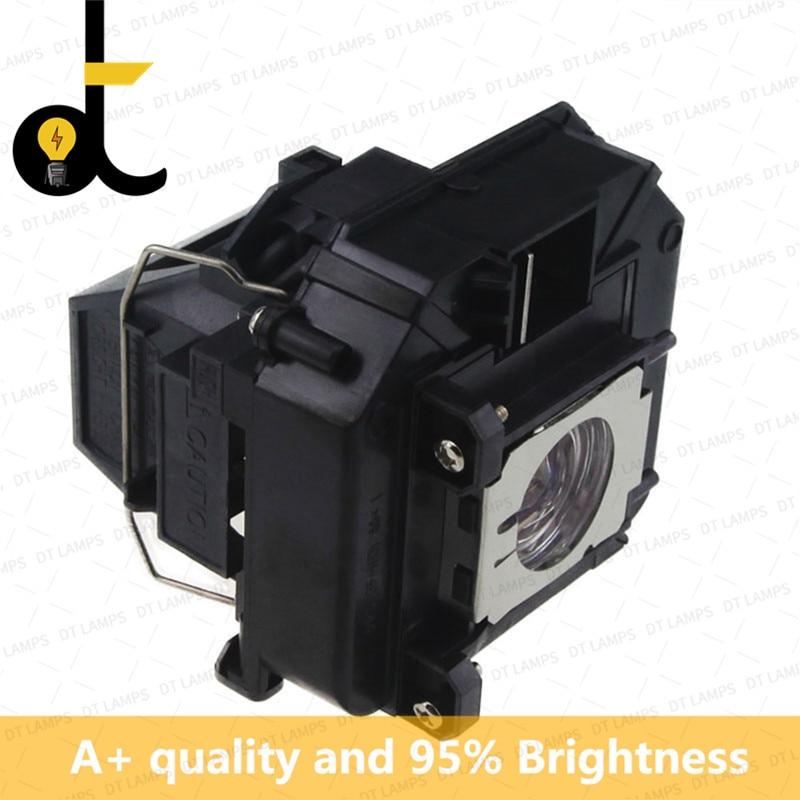 95% brillo lámpara ELPLP60 V13H010L60 para Epson 425Wi 430i 435Wi EB-900 EB-905 420 425W 905 92 93 + 93 95 96W H383
