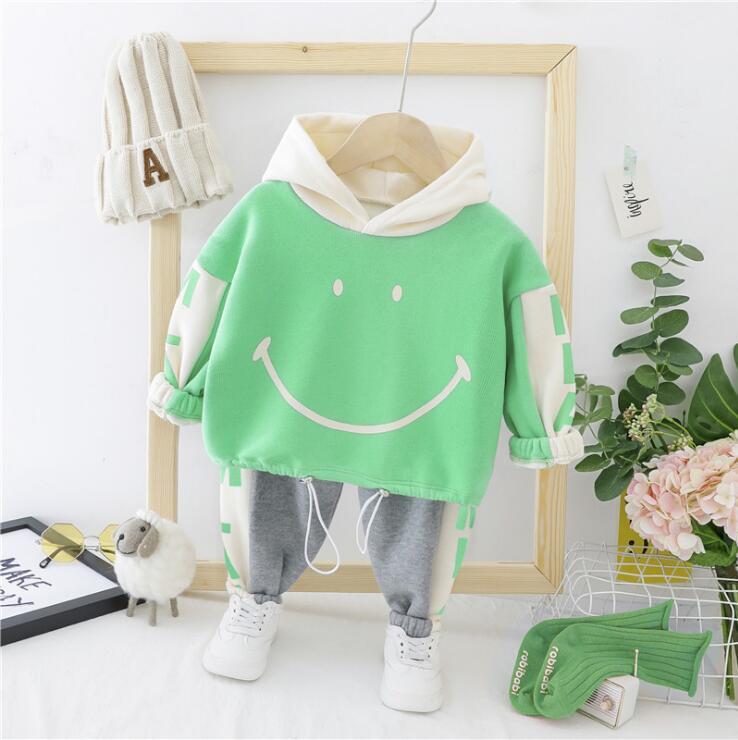 Коллекция 2019 года осенне зимние костюмы для младенцев комплекты одежды