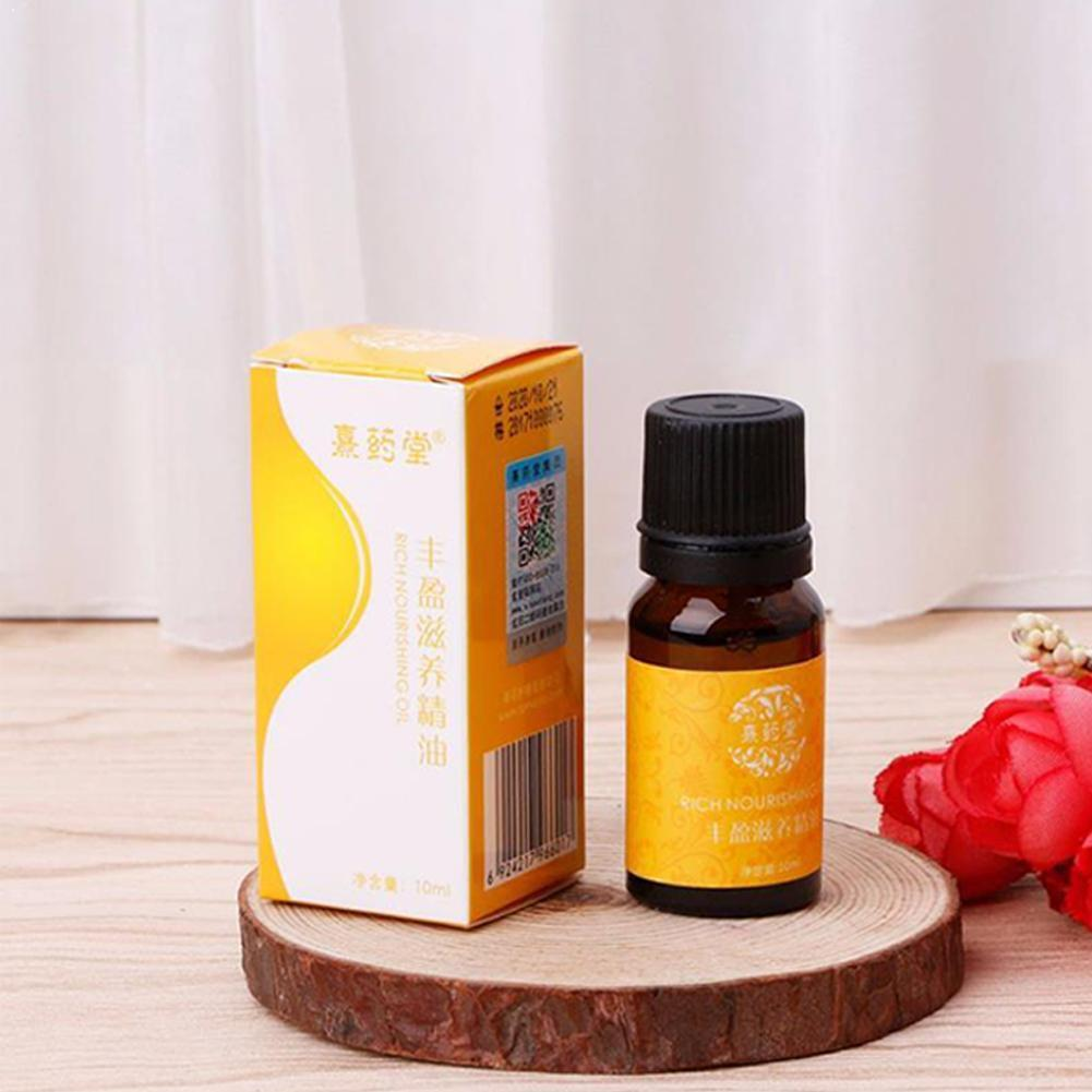 Pueraria Mirifica Capsules Cream To Enlarge Breasts For Increase Breast Oil 10ml Growth Massage Ches