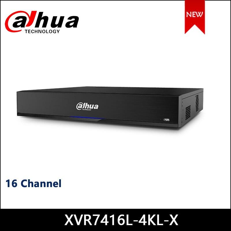 Dahua XVR XVR7416L-4KL-X 16 canales Penta-brid 4K 1.5U de vídeo Digital apoya HDCVI/AHD/TVI/CVBS/IP RecorderSeriesPro IoT & POS