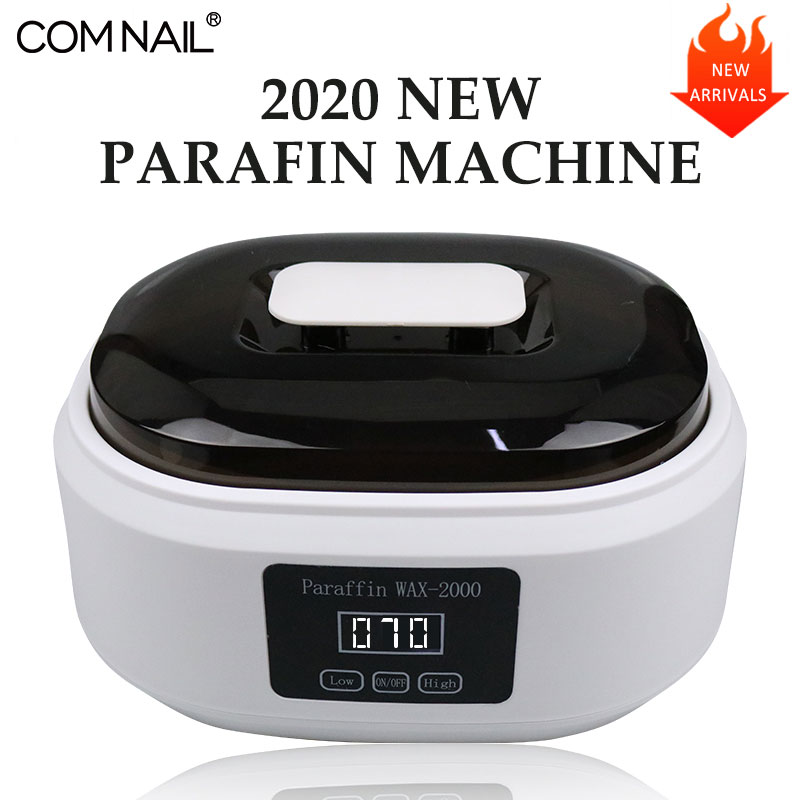2L Large Paraffin Wax Heaters Electric Wax Warmer Kit Hand and Body Warmer Beauty Salon Foot Bath Wa