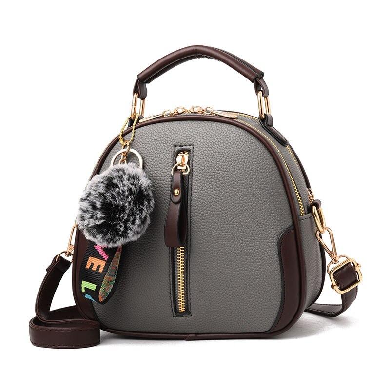Bolso de diseñador de cuero para Mujer, bolsas de mensajero de hombro,...