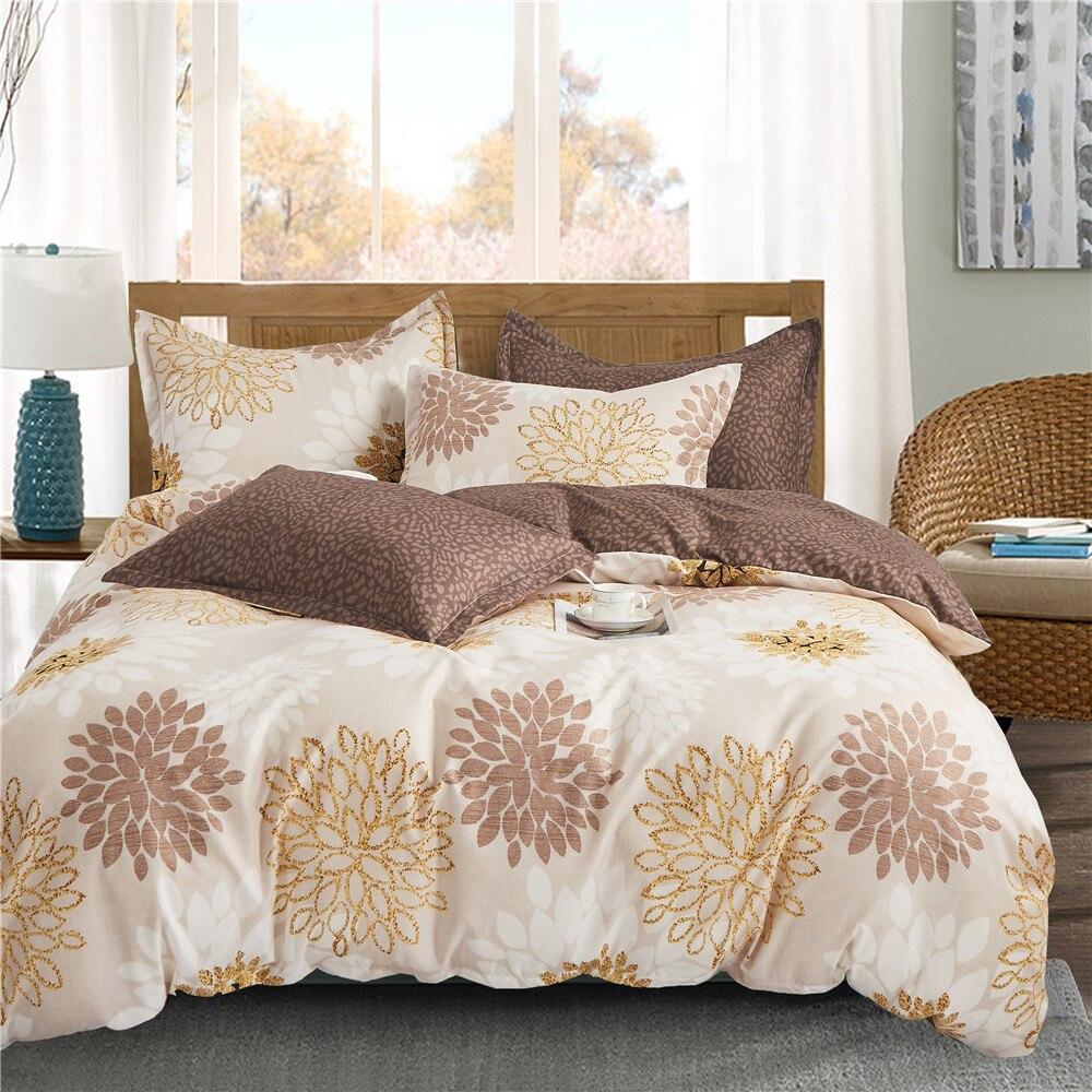 طقم سرير جاكار فاخر من الشمال ، غطاء لحاف ، سرير ، حجم كينج ، كوين ، غطاء لحاف ، غطاء لحاف ذهبي ، جودة عالية للبالغين