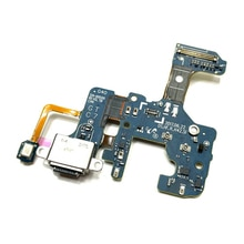 USB Charger Dock Connector For Samsung Galaxy Note8 N9500 Charging Port With Jack Flex Cable