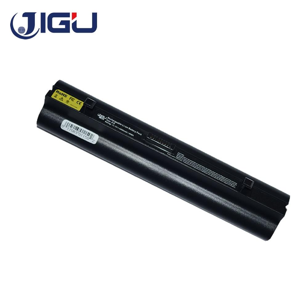 Batería de portátil JIGU 11,1 V L08S3B21 45K1275 para LENOVO para IdeaPad S9 Series S10 Series S12 Series S9e serie S10e