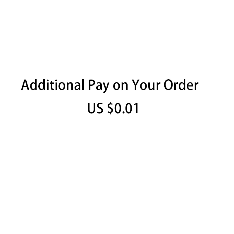 Additional Pay on Your Order недорого