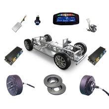 QS 모터 273 8000W 2wd 96V 115kph BLDC 브러시리스 전기 자동차 허브 모터 변환 키트 (APT96600 모터 컨트롤러 포함)