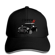 Baseball cap New ee Mini Cooper S 02 Regular Basic Black  Hat Peaked cap