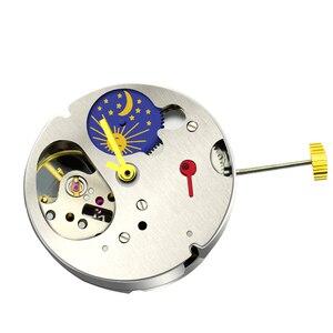 New Five-Hand Fully Automatic Mechanical Watch Movement Geneva Pattern Craft Movement